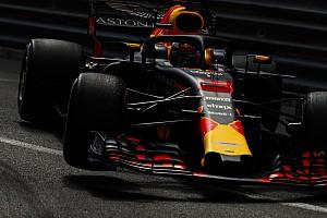 Monaco GP 3. antrenman: Ricciardo lider, Verstappen kaza yaptı!