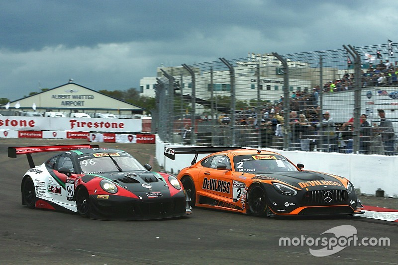 St. Pete PWC: Hargrove clinches GT race on series debut