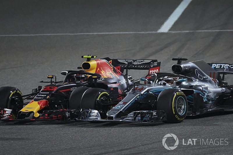 Hamilton: Verstappen not making mature decisions
