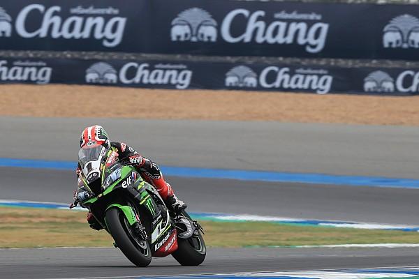 World Superbike Practice report FP3 WorldSBK Thailand: Rea tegaskan dominasi Kawasaki