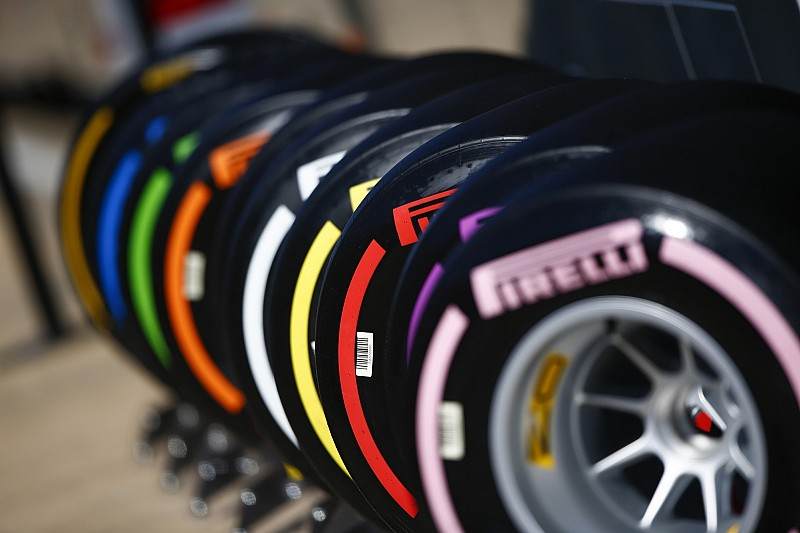 Pirelli объявила составы шин на Гран При Бразилии