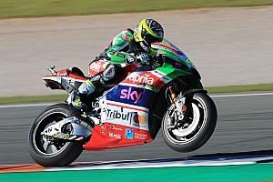 MotoGP Важливі новини Алейш Еспаргаро визначився з напрямком розробки Aprilia на 2018 рік