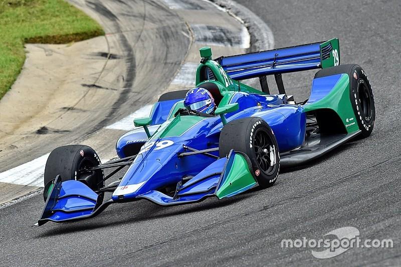 Алонсо провел тесты в IndyCar на дорожной трассе. И остался всем доволен