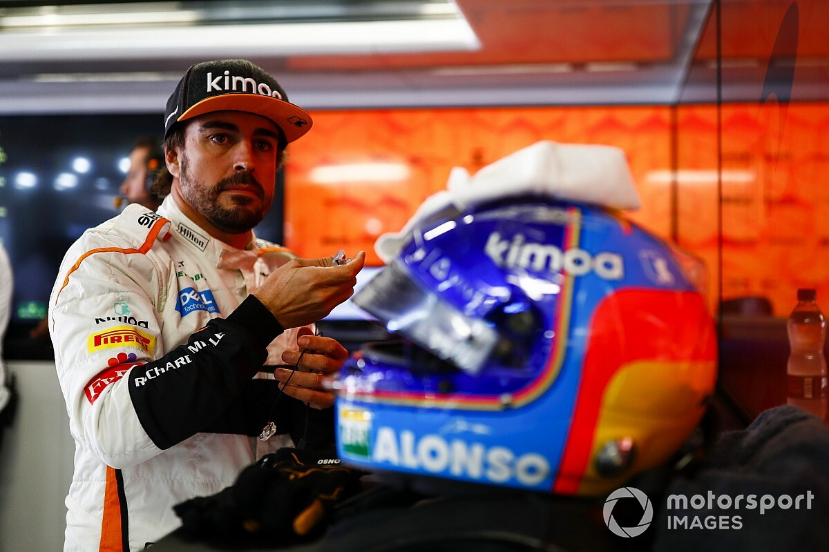 Alonso: Saldırmalı ve pozisyon kazanmalıyız