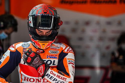 """Marquez: """"Almanya, herhangi bir sınırlamaya sahip olmadığım ilk yarış olacak"""""""