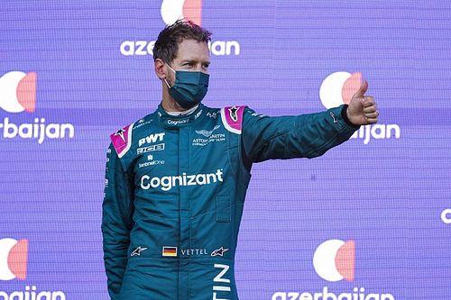 Berger, hâlâ Vettel'in en iyi dönemini geçtiğini düşünüyor