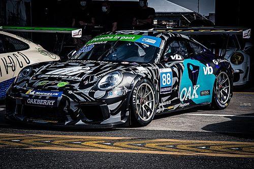 Porsche Cup: Frangulis terá nova pintura de carro em estreia em Curitiba