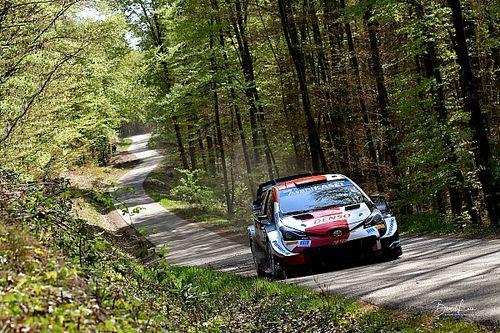 Yaris WRC z nowym silnikiem