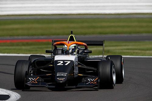 W Series Silverstone: Powell Kunci Kemenangan Kedua