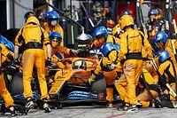 Norris: Egy körön gyorsabbnak tűnik az autó, de dolgozunk, hogy javítsunk a gyengébb pontjainkon!
