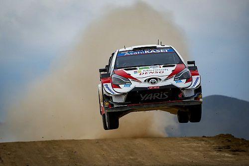 WRC: cambia l'ordine di partenza del Rally Estonia
