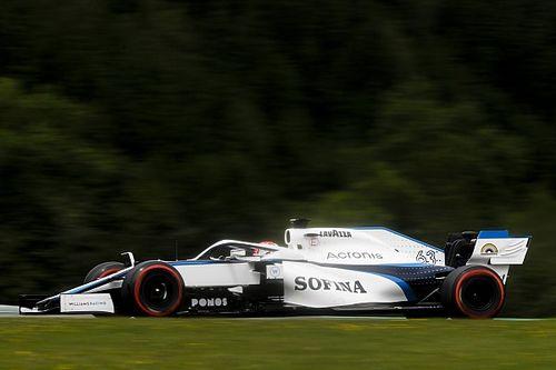 Aitken pilotera la Williams en EL1 vendredi