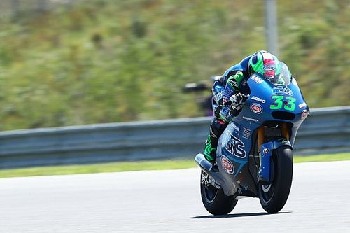 Bastianini dominant in Brno, Bendsneyder achttiende