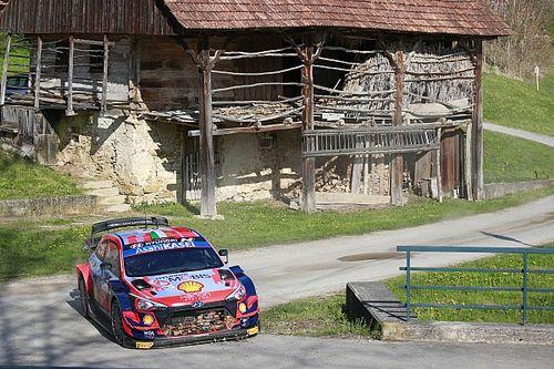 WRC: Breen-Nagle sulla terza Hyundai al Rally d'Estonia