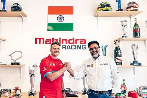 Formula E: Sims e Rowland piloti del team Mahindra per il 2022
