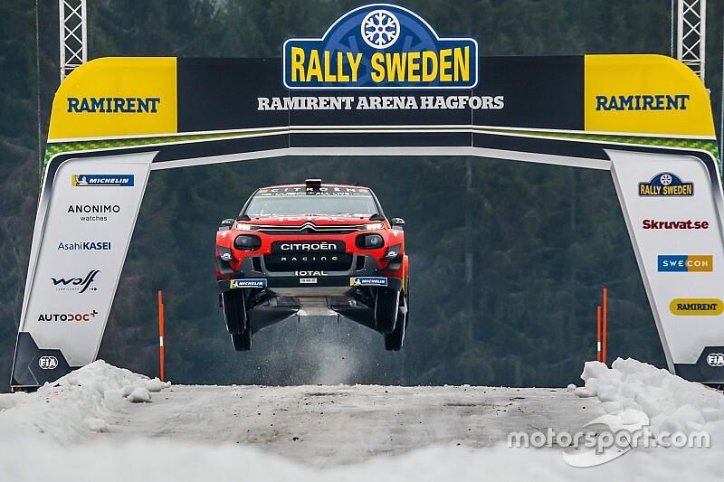 Citroen: la solidità e le prestazioni della C3 hanno regalato il primo podio a Esapekka Lappi