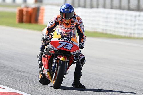 """Alex Márquez: """"Sin agarre, nuestra moto no tiene consistencia"""""""