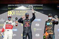 İsveç WRX: İlk yarışı Kristofersson, ikinci yarışı Ekström kazandı