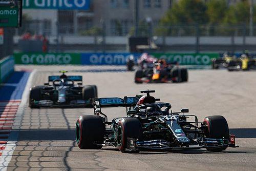 """Horner: """"Mercedes'in son hatası, rahatlığın bir göstergesi olabilir"""""""