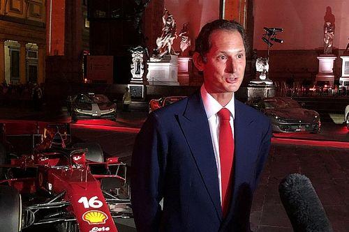 Presidente de Ferrari dará la arrancada en las 24 Horas de Le Mans 2021