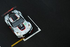 "Gavin: ""A lot more to find"" from Corvette in WEC spec"