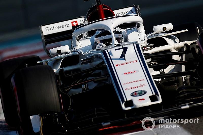 莱科宁承认首次体验索伯赛车让他感觉意外