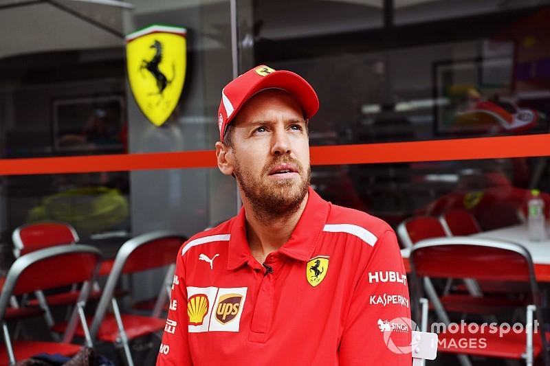 Leclerc podría forzar a Vettel a tomar una