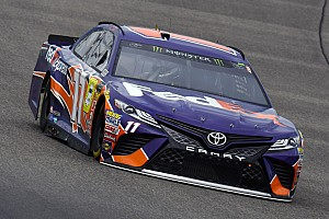 NASCAR Cup Homestead starting lineup in pictures