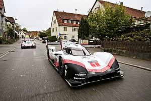 Webber emmène définitivement la Porsche 919 au musée