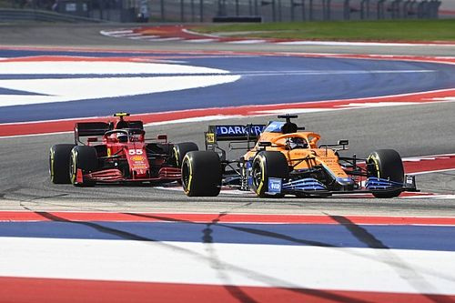 Bottas: Ferrari, McLaren F1 drivers will be hard to pass in US GP