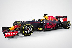 Formula 1 Breaking news Red Bull launches RB12