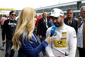 DTM News Glock lädt Vettel in die DTM ein: