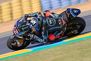 Moto2 Race report Le Mans Moto2: Bagnaia takes lights-to-flag win