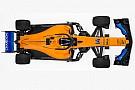 McLaren MCL33 : un nouveau design pour accueillir le moteur Renault
