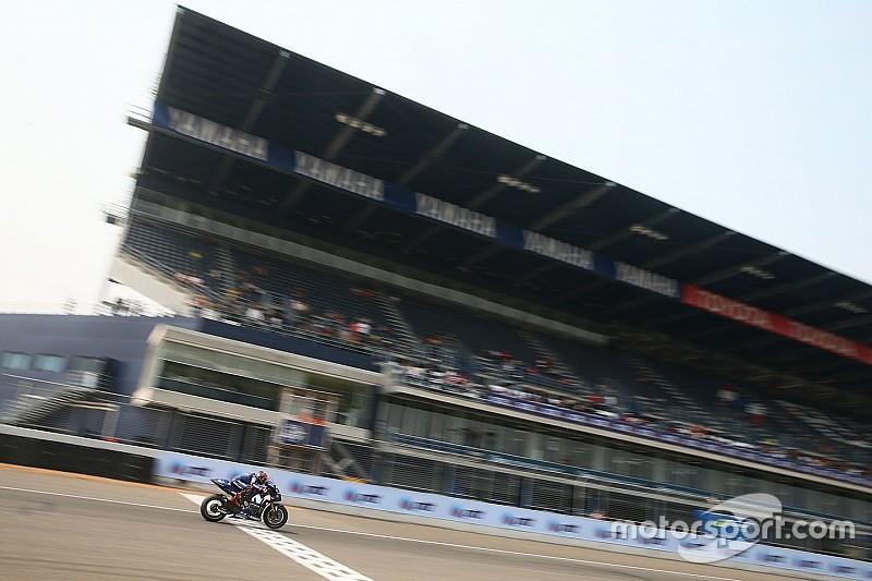 Гран Прі Таїланду: Віньялес та Россі стали найшвидшими у першій практиці