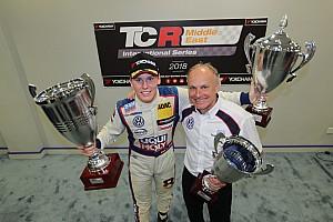 Engstler è il più giovane Campione TCR: