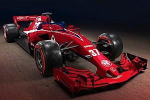 Fotogallery: l'Alfa Romeo-Sauber di F.1 sarà così?