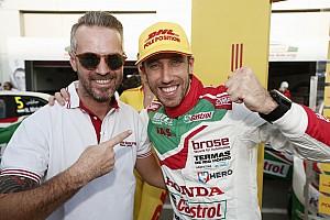 WTCR Actualités Monteiro et Guerrieri intègrent le programme WTCR de Honda