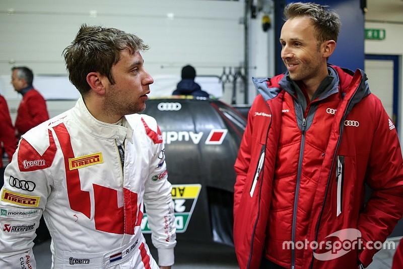 """DTM-Rookie Frijns: """"Fühlte mich in der Formel 1 nicht wohl"""""""