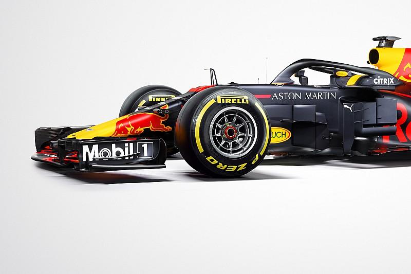 Новая раскраска Red Bull оказалась старой