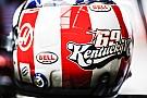 F1 Galería: el homenaje a Nicky Hayden y otros cascos especiales en Austin