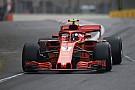 Mercedes: Raikkonen puede ser una amenaza si Ferrari lanza los dados