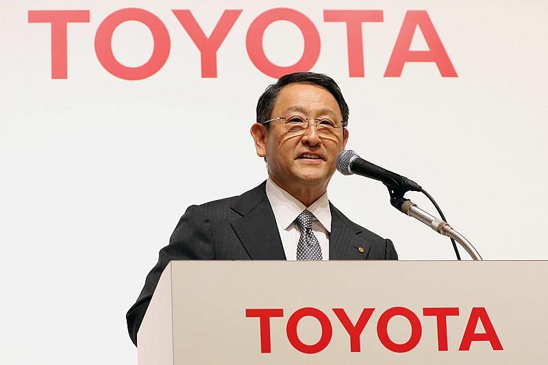 Akio Toyoda: