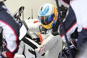 WEC Breaking news Webber berharap WEC tak ganggu Alonso