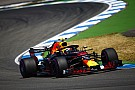 Formula 1 German GP: Verstappen leads FP2 despite hitting trouble