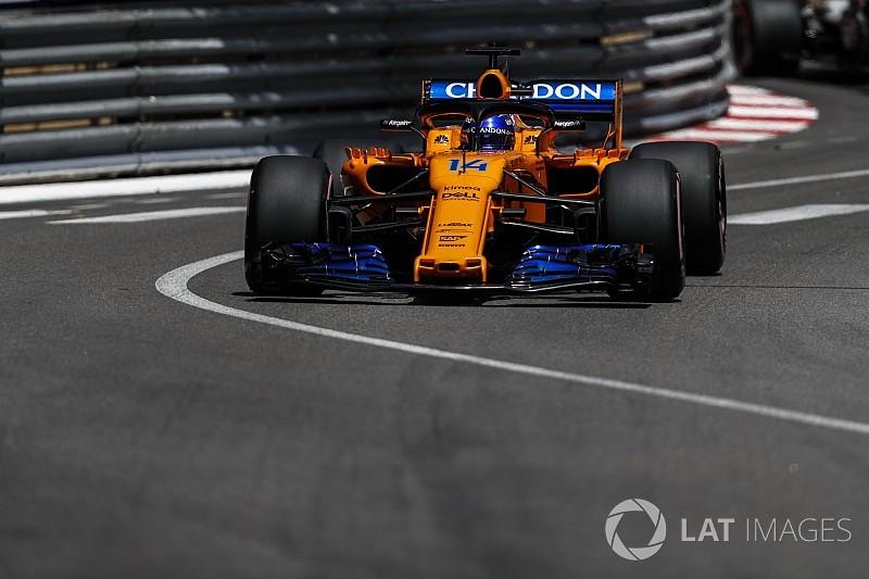 Alonso: Araç ayarları