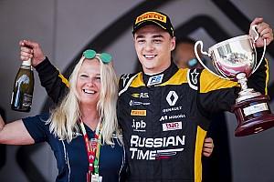FIA Fórmula 2 Crónica de Carrera Markelov vence en Mónaco