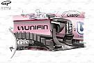 Formel-1-Technik: Force Indias Mexiko-Update unter der Lupe