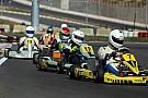 VİDEO: Massa'nın karting pilotu pist üstünde kavga etti