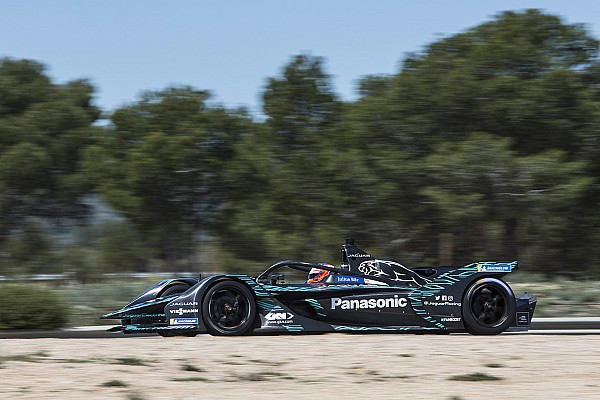 Mobil baru Formula E: